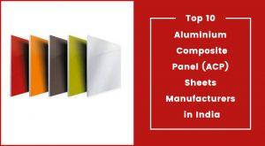 aluminium composite panel manufacturers in india